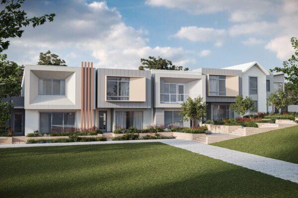 East Green housing development
