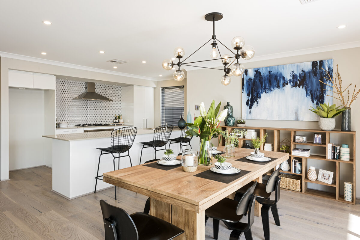 The Konex Dining and Kitchen Award Winning Homes New Level