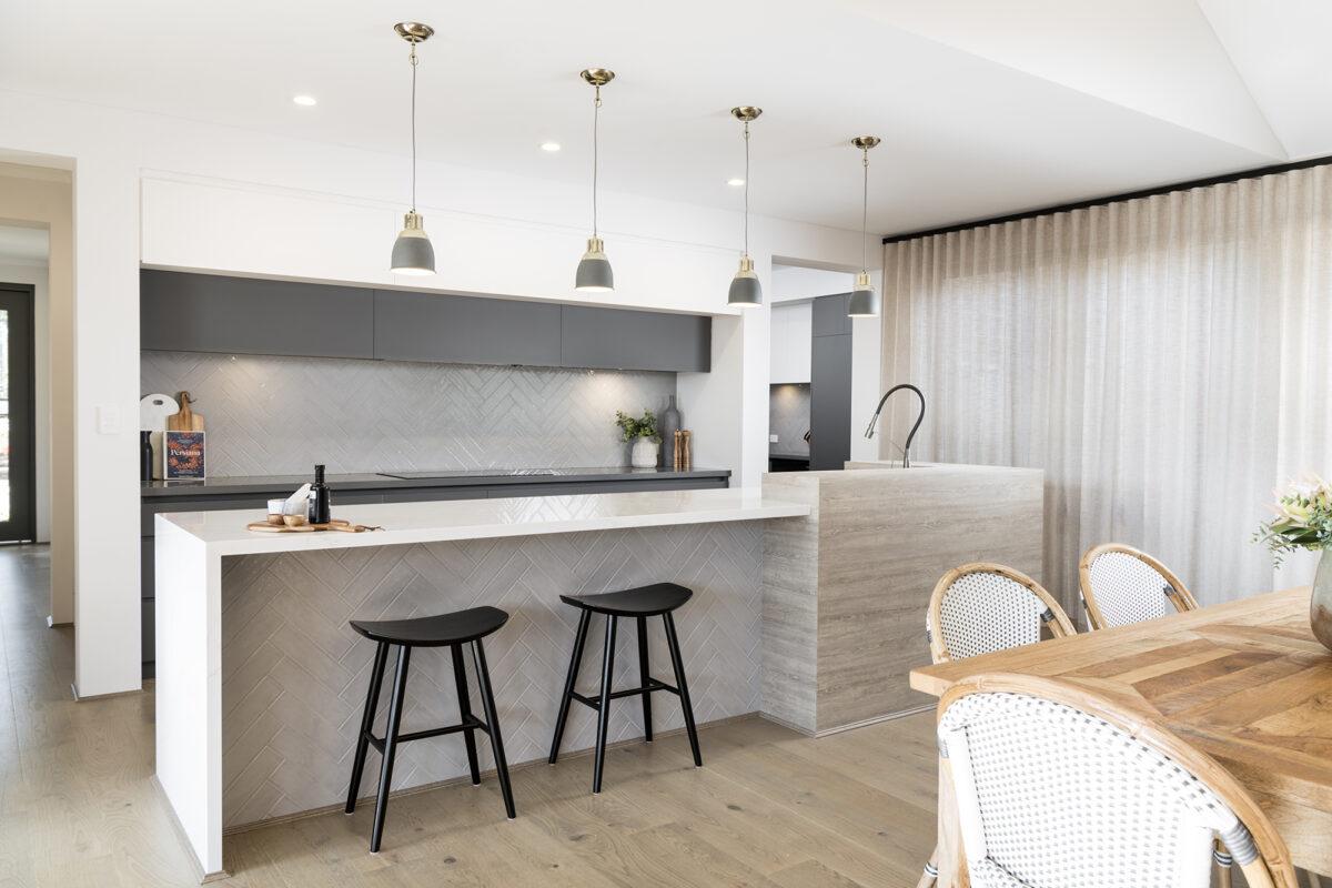 Double Storey Home Design