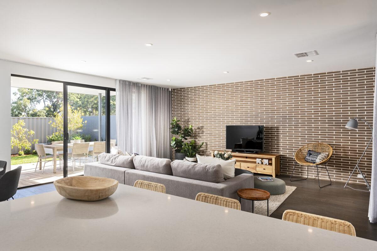 Double Storey Home Design Perth
