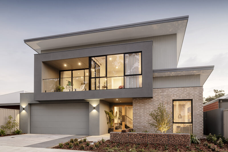 Double Storey Home Builder Perth