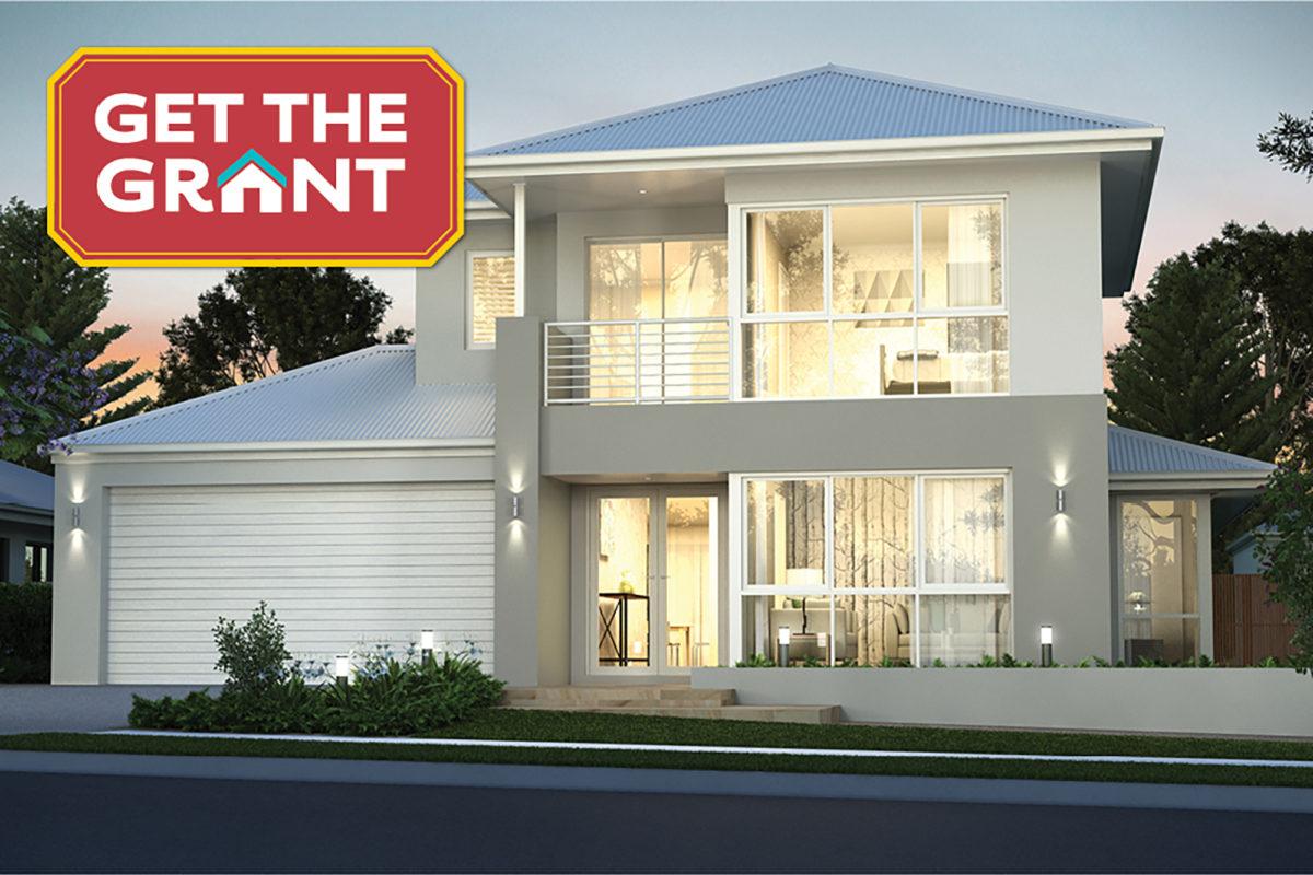 2 storey homes perth government grants