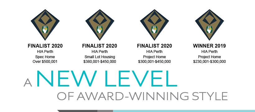 New Level Award Winning Style Three Finalists