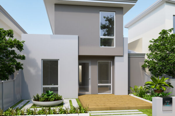 Narrow blog designs perth home builder