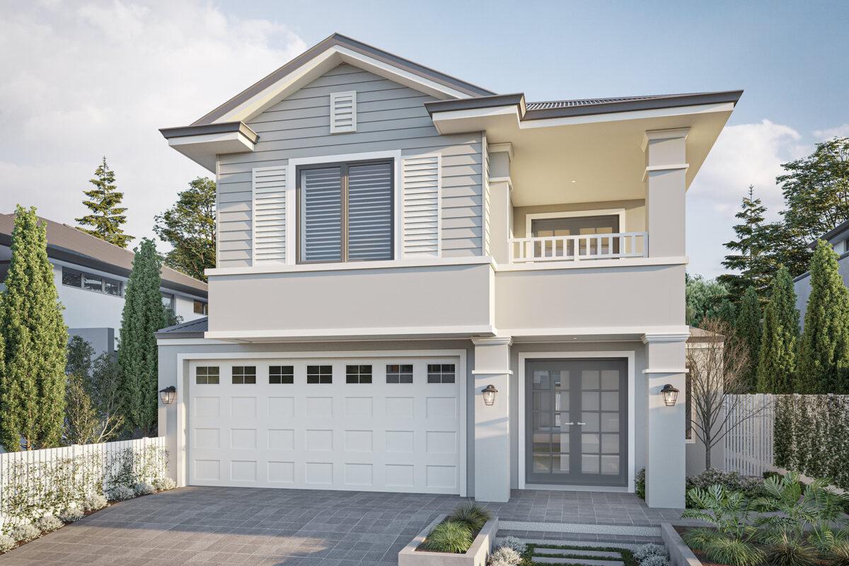 New Level Homes 2 storey home builder perth hamptons home designs