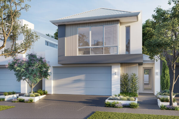 New Level Homes perth builder double storey modern home designs
