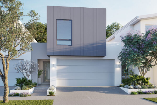 New Level Homes modern 2 storey home designs perth builder