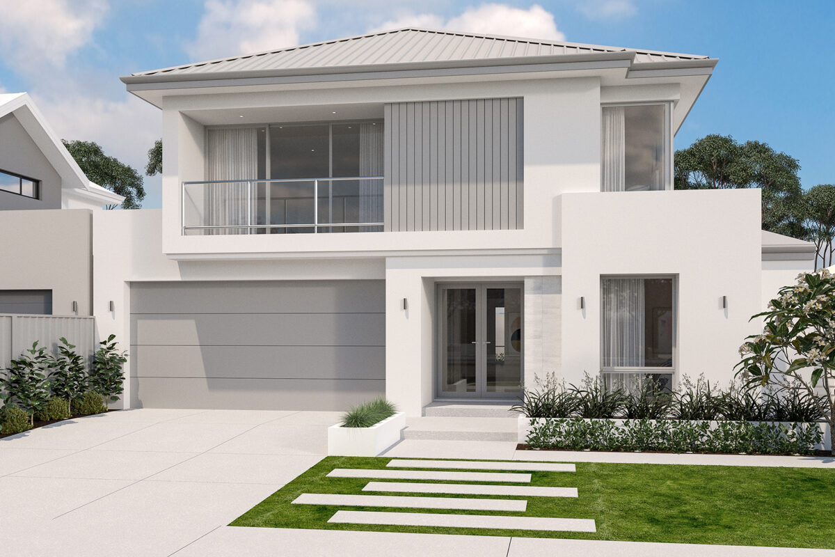 New Level Homes 2 storey home designs perth builder
