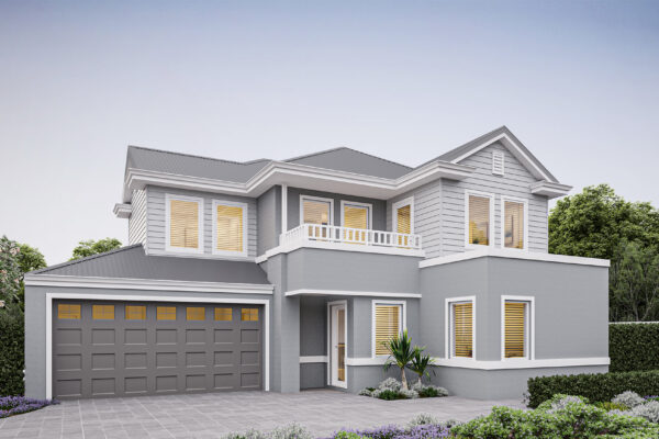 Two Storey Home Designs Perth