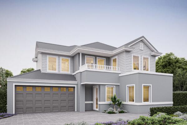 The Harrington New Level Homes Award Winning Style