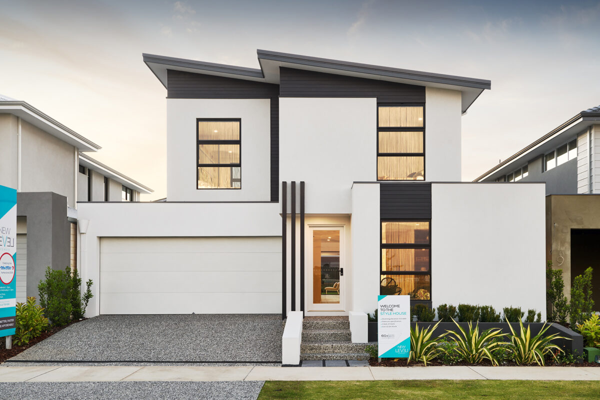 New Level Homes Perth Display Homes 2 storey