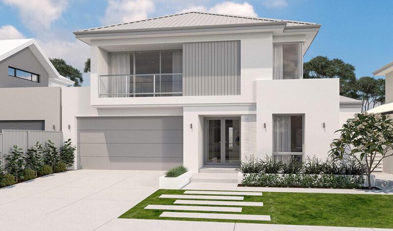 New Level Homes Tiffany Design