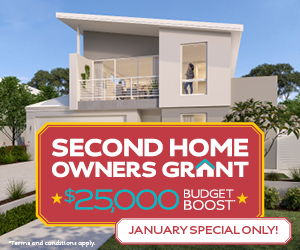 Government Grant Perth Builder Promotion