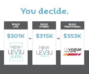 Your Choice Tiffany Price Box New Level Homes